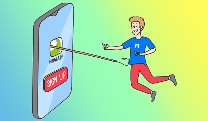 Create a promotional video to attract new users